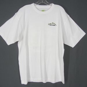 Tommy Bahama Relax Tee White Belly Up Lounge L